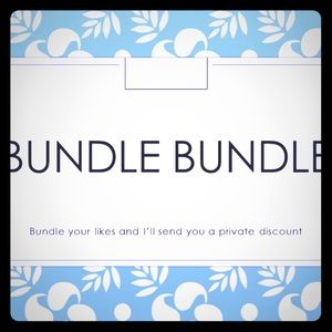 Jewelry - Bundle up and save